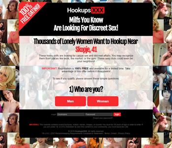 Hookups XXX
