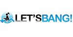 Letsbang.com logo