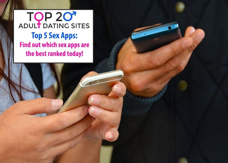 five best sex apps