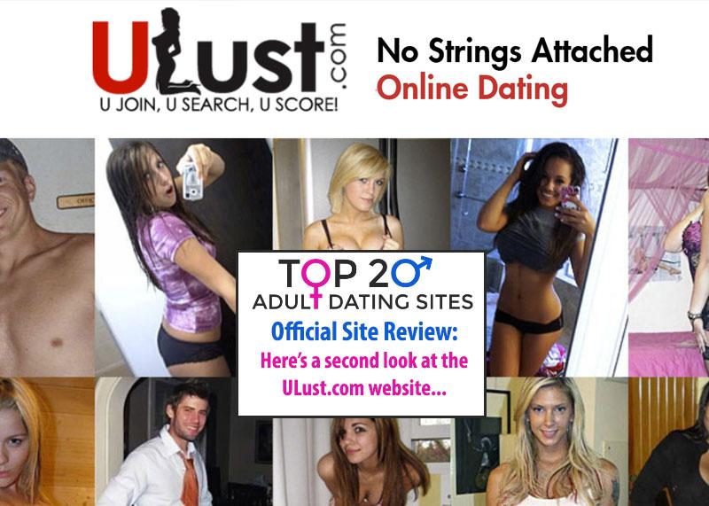 ULust homepage