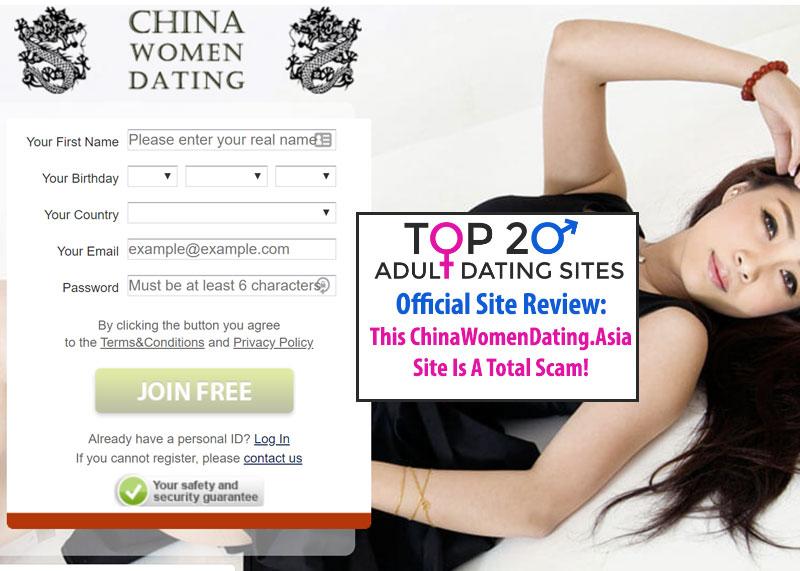 Liste von china free dating site